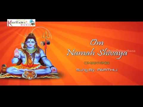 Om Namah Shivaya Chanting by Partha Sarathy