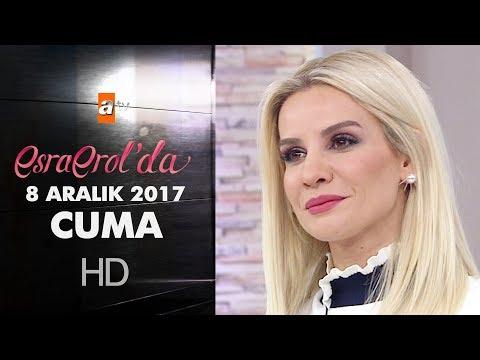 Esra Erol'da 8 Aralık 2017 Perşembe - 500. Bölüm