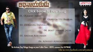 Adhinayakudu - Balakrishna's Latest Movie Adhinayakudu Full Songs