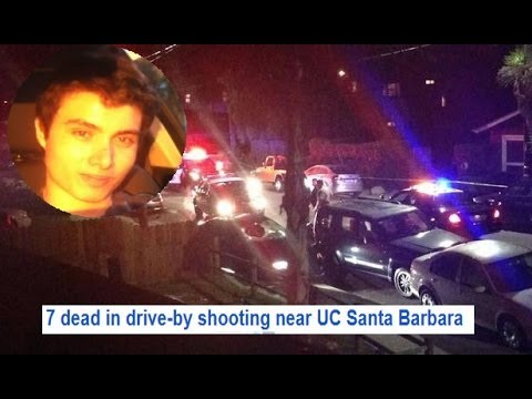 7 Dead UCSB Drive-By Shooting Rampage CA Mass Murder Massacre Witness Accounts