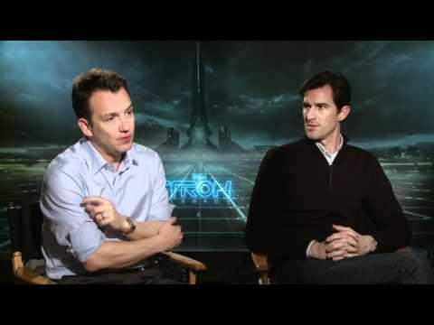 'TRON: Legacy' Joseph Kosinski And Sean Bailey