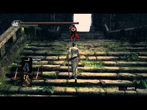 Dark Souls: Poiseless PvP Dual Wielding Ibower Runs