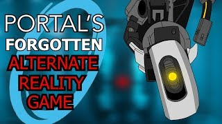Portal: The Forgotten Alternate Reality Game - Inside A Mind