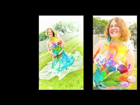 Elena Trash the Dress