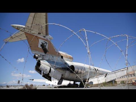 Nicosia Cyprus Airport - Abandoned since 1974