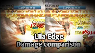 VAAN (WITH/WITHOUT LILA EDGE) VS TERRA