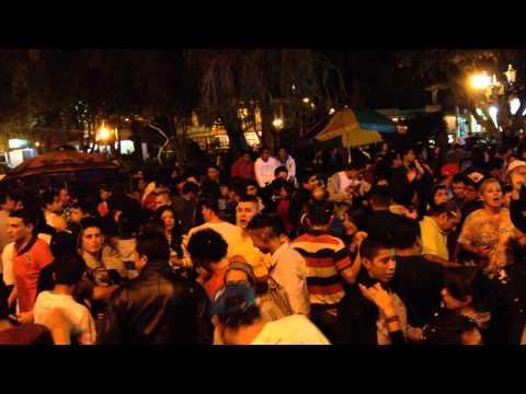 Conozca Vilcabamba Loja Ecuador - Fiestas de Carnaval