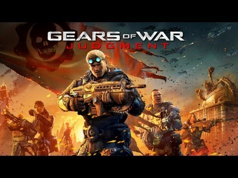 Gears of War: Judgement | Cinematic Launch Trailer (2013) [EN] | HD