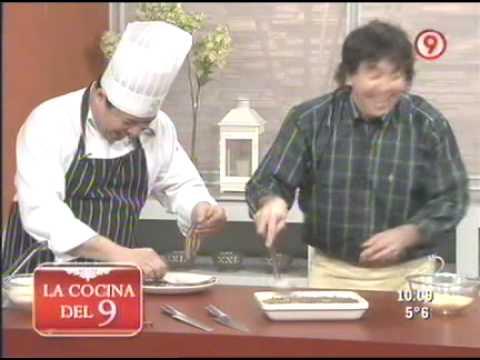 Pastel de berenjena griego 2 de 2 ariel rodriguez for Cocina 9 ariel rodriguez palacios pollo relleno