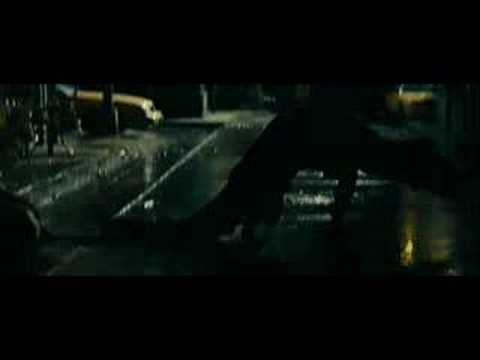 The Dark Knight Trailer Deutsch / German