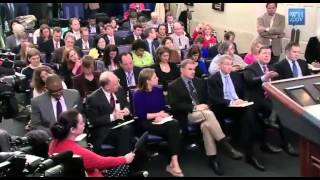 White House Dodges Questions On Military Response To Benghazi  5/6/13
