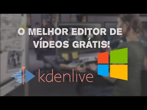 KDENLIVE WINDOWS  - Overview + Download