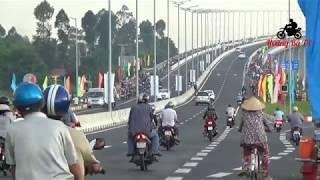 Cầu Vàm Công [ Thông Xe 19/05/2019 ] Người Dân Nô Nức Tham Quan - Trải Nghiệm