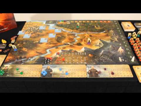 Critical Review - Legends of Andor
