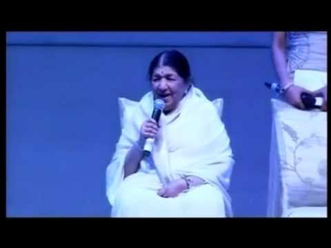 Lata Mangeshkar sings for Sachin Tendulkar