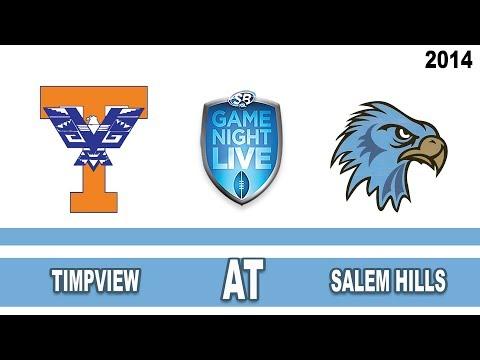GAME NIGHT LIVE Timpview at Salem Hills High School