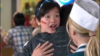 Andi Mack - The Snorpion - Andy Cheats  Amber and Johan Hugs Her