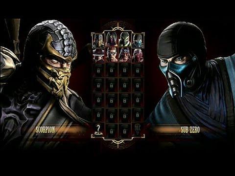 Mortal Kombat 9 PC Scorpion   (Mortal Kombat)