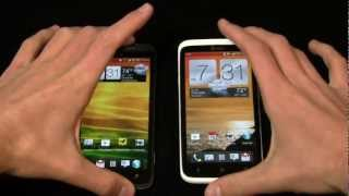 HTC EVO 4G LTE vs. HTC One X Part 1