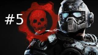 Gears of War 3: Road to Anthony Carmine - Episode 5 with Sp00n and Sly: Berserker (Horde)