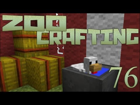 Zoo Crafting Special! Very Busy Day at the Zoo - Episode #76