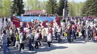 Парад Победы 2017 года в Озёрске
