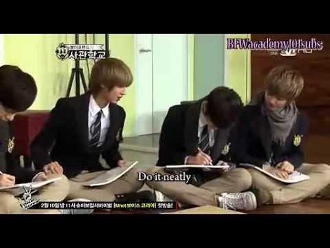 Boyfriend W Academy E03 1-4 engsub
