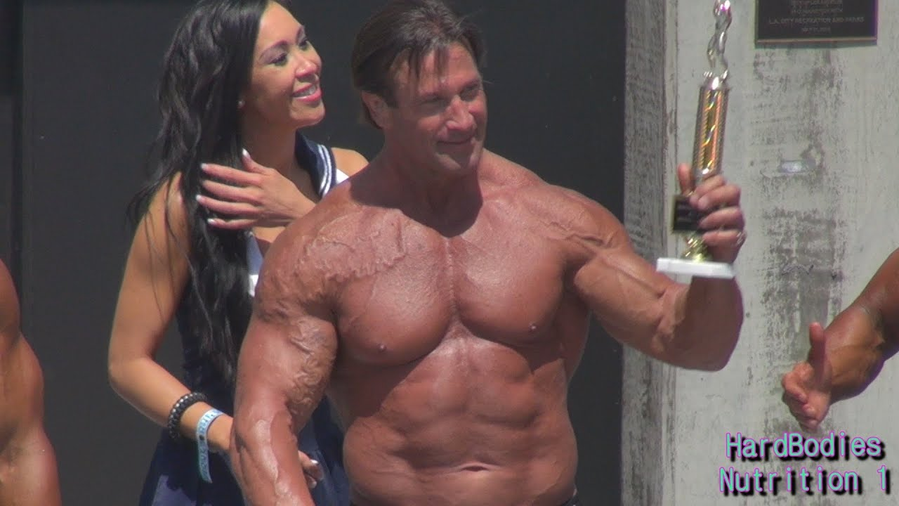 Bill McAleenan 55 Year Old Bodybuilder Wins at Muscle ...