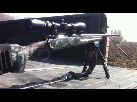Savage arms axis .243  Camo