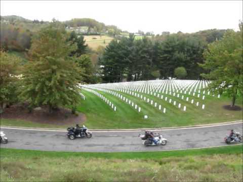 Missing in America Project - MIAP - West Virginia Memorial Cemetery - October 14, 2013 Part 1
