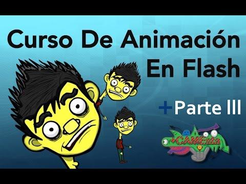 Curso De Animación Digital En Flash CS6 - 03.1 - Herramientas Mas Utilizadas (Alinfinotoymasalla)