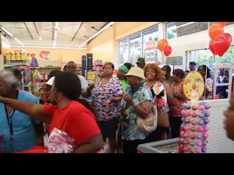 West Augustine Family Dollar store opens