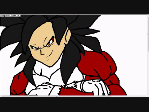 SSJ4 Goku - Speed Paint (Old)