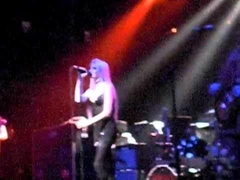 Like A Stone (Audioslave cover) by The Pretty Reckless - Live at Terminal 5 in NYC Music Videos