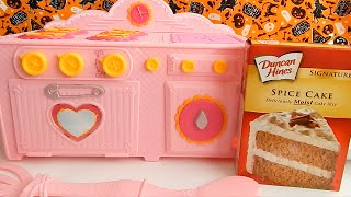 Do Grocery Store Cake Mixes Work in the Lalaloopsy Oven?