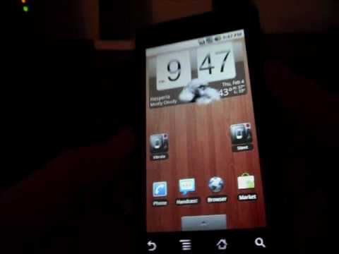 Motorola Droid How to ROOT your Droid - The Easy Way!