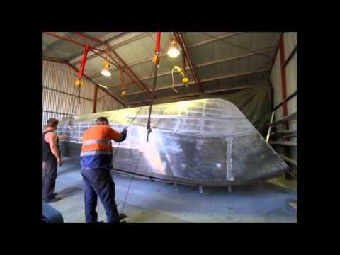 Boat build video