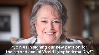 Celebrate the 2nd annual World Lymphedema Day - March 6!
