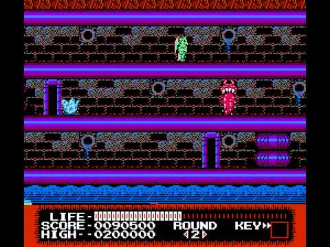 Monster Party - Monster Party (NES) Round 2 - Vizzed.com Play - User video
