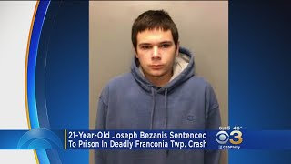 Joseph Bezanis Sentenced In Deadly Franconia Twp. Crash