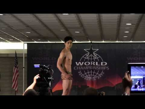 Male Model of the World Reynaldo Gorospe - Philippines