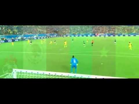México vs Camerún 1-0 Gol de Oribe Peralta Copa del Mundo