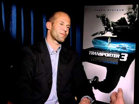 Transporter 3 - Exclusive: Jason Statham Interview