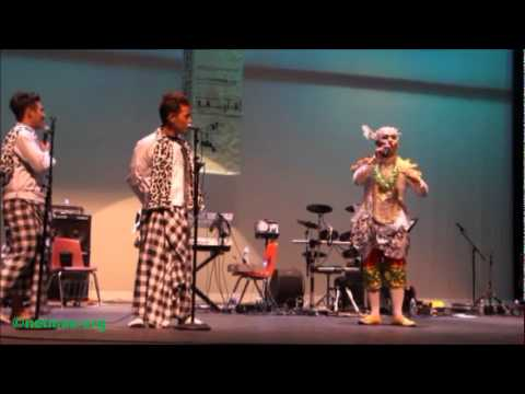 L.A. AnNyeint Thabin performed by Tin Maung San Min Win (late famous actor academy Win Oo