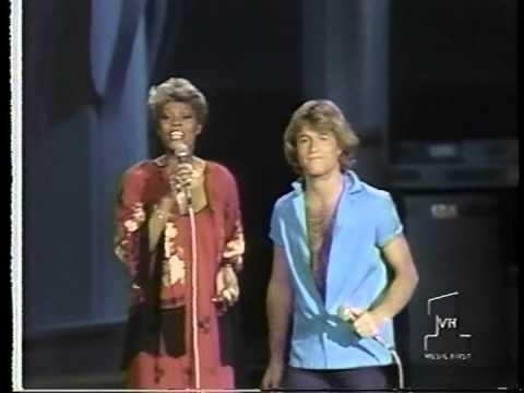 ANDY GIBB & DIONNE WARWICK  I JUST WANT TO BE YOUR EVERYTHING