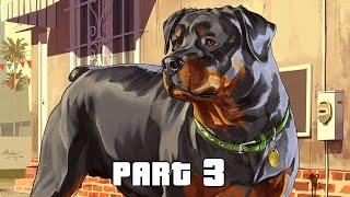 Grand Theft Auto 5 / GTA 5 Walkthrough Gameplay Part 3 - Chop (PS4)