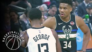 [NBA] Los Angeles Clippers vs Milwaukee Bucks, Full Game Highlights, December 6, 2019