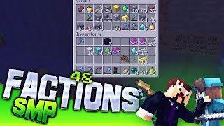 Minecraft Factions SMP #48 - Raiding Vurb & Dawnzeh!  (Private 1.9 Factions Server)