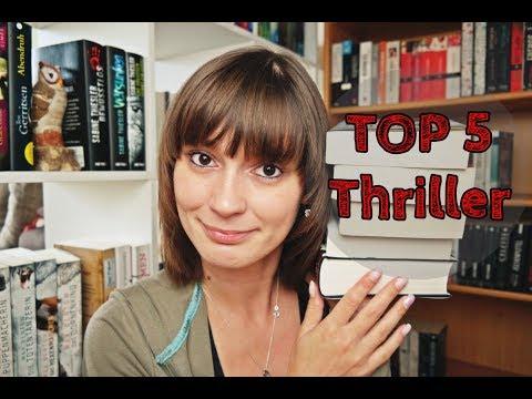 TOP 5 Bücher | Thriller
