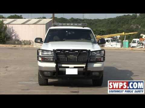 2007 Chevrolet Silverado Classic Police Truck Youtube